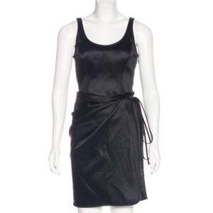KYLIE JENNER'S Alexander Wang Silk Wrap Dress